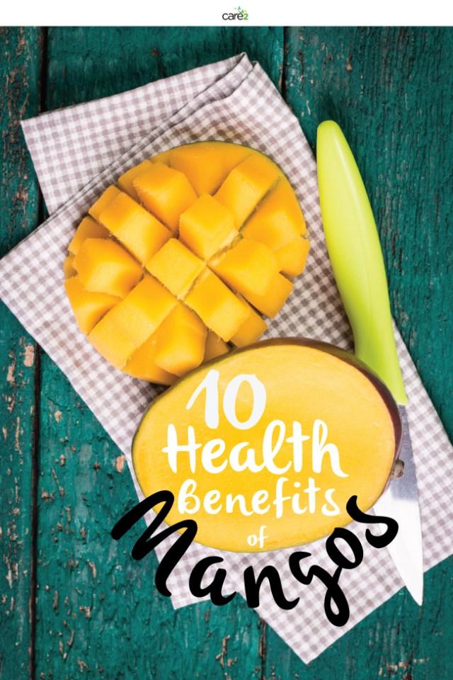 10 Health Benefits of Mangos