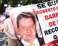 Roberto Barreda is wanted for the disappearance of Cristina Siekavizza