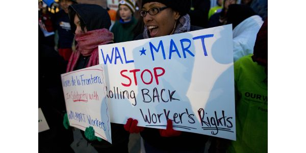 Wal-Mart: Stop Union-Busting and Treat Your Employees With Respect!