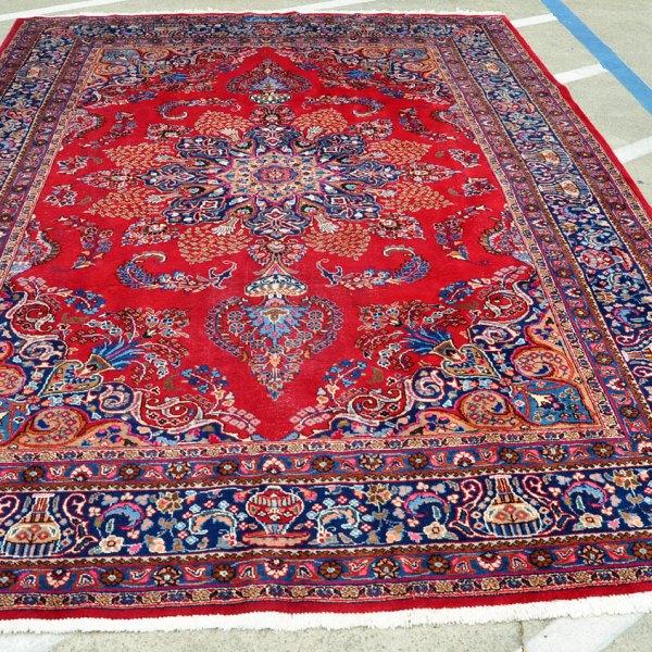 Persian Sabzevar Rug SZ0003