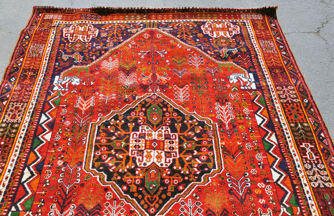 x prayer cm rug baluch with design product vintage tribal