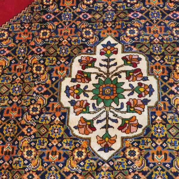 Persian Tabriz Rug T0043