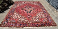 Heriz Rug 11 ft. 5 in. by 8 ft.