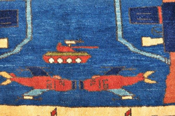 Afghan War Rug AF0040