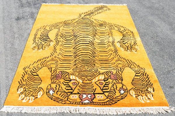 Nepal Tiger Rug NE0002