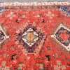 Qashqai Horse and Buffalo Rug S0054