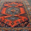 Signed Persian Viss Carpet V0016