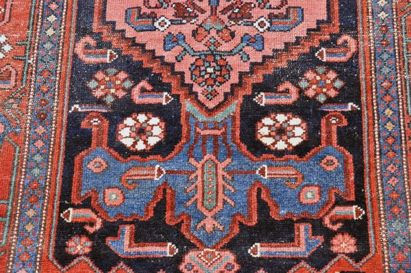 Antique Kurdish Rug KU0037