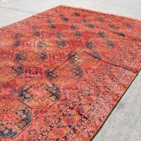 Turkoman Antique Rug 13 ft. by 10 ft. -- TU0010