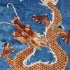 Chinese Dragon Rug C0021
