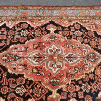 Antique village rug Iran H0066