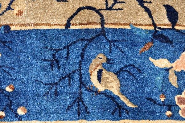 Antique Nichols Carpet C0025