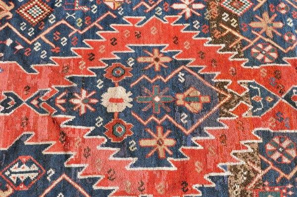 Caucasian Rug -- 1913 date