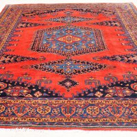 Large Persian Wiss Rug