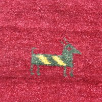 Nepal animal icon rug