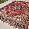 Large Persian Heriz Carpet