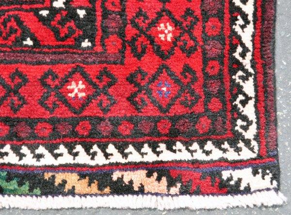 Tribal Balouch Turkoman Rug