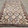 Persian Navajo Style Gabbeh rug