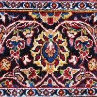 Persian Curvilinear 'Shah Abbas' Rugs
