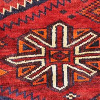 Geometric Iran Shiraz carpet