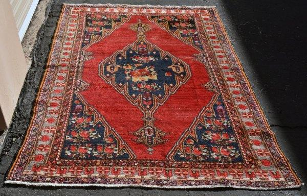 maslaghan carpet Iran