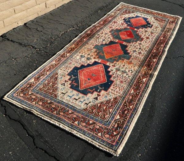Iran Sarab animal rug