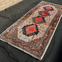 Iran Sarab animal rug