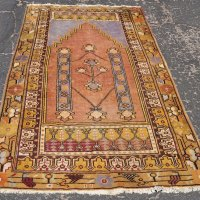 Anatolian Village Carpet