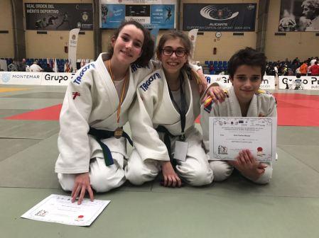 Judokas infantils