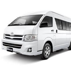 HiAce Commuter Bus H200
