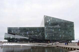 Iceland Harpa Concert Hall Full