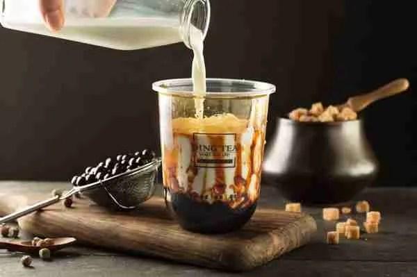 Brown Sugar Pearl Fresh Milk – Ding Tea – New Malden