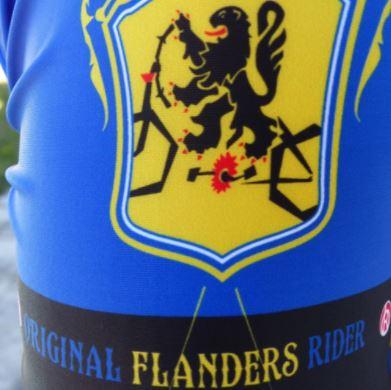 Le vélo et les flamands - une Histoire d'Amour