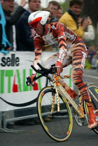 Mario Cippolini Giro d'Italia 2002