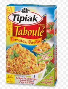 Du taboulé, froid en salade ou chaud en couscous !