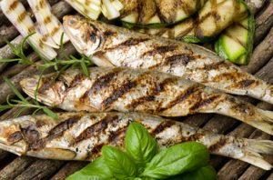 Du poisson au barbecue, génial l'été pour se faire plaisir