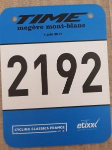 Time Megève Mont Blanc 2017
