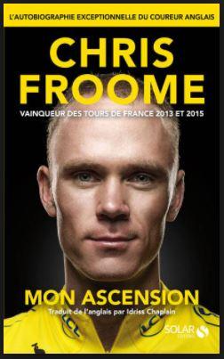 Autobiographie de Chris Froome - Mon ascension