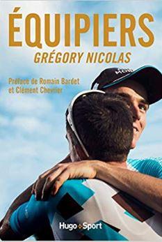 Dingue de vélo - Equipiers, de Grégory Nicolas
