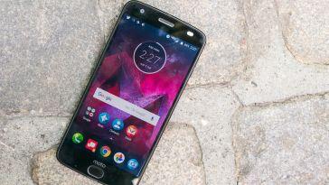 Android 8.0 Oreo lançando para Moto Z2 Force para usuários T-Mobile!!!