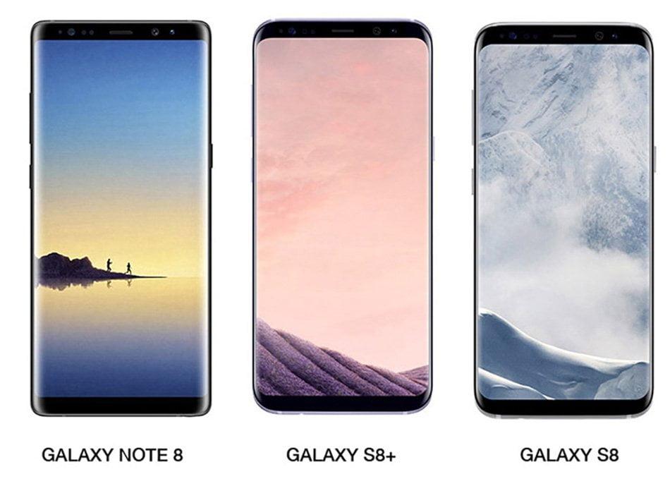 Bug faz com que a tela do Galaxy S8 e Note 8 seja ativada diversas vezes ao carregar