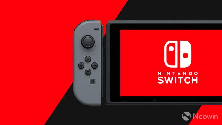 Novos modelos da Nintendo Switch entram em produção