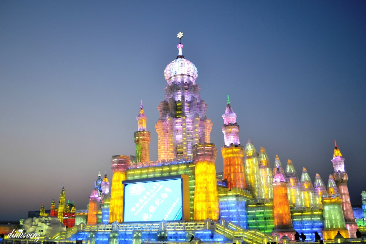 Harbin China Flats Heels