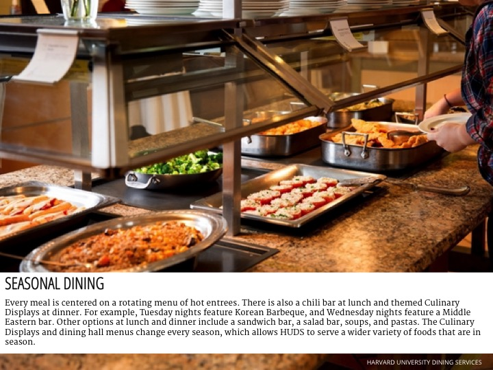 Harvard University Dining Services