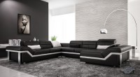 Best of: Black and White Modern Living Rooms