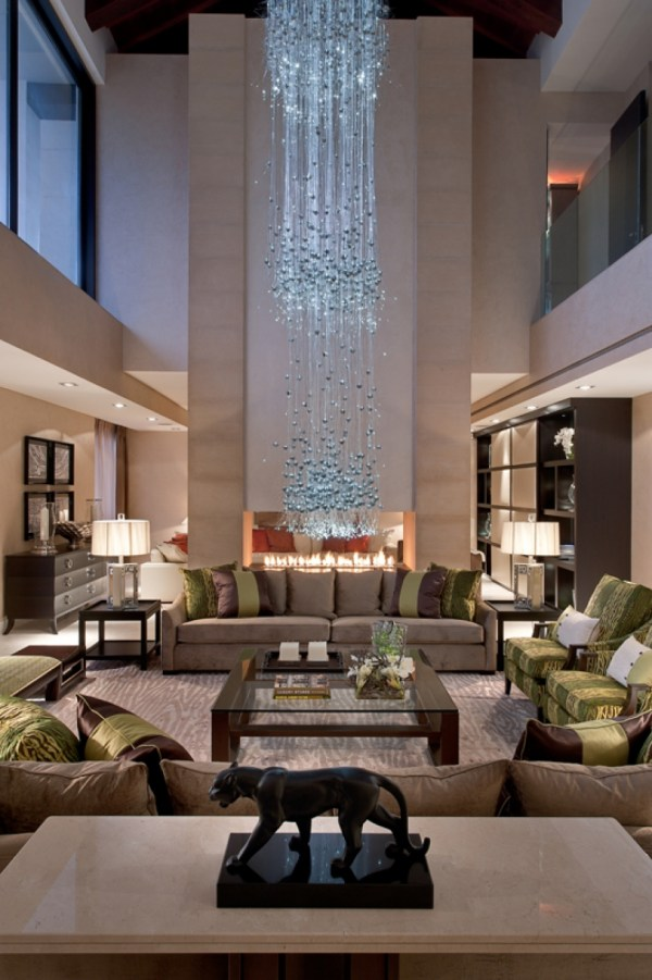 Luxury Modern Home Interior Design Living Rooms