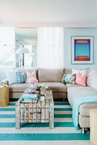 10 ideas for how to decorate your living room with ...