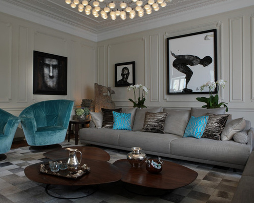 10 ideas for how to decorate your living room with