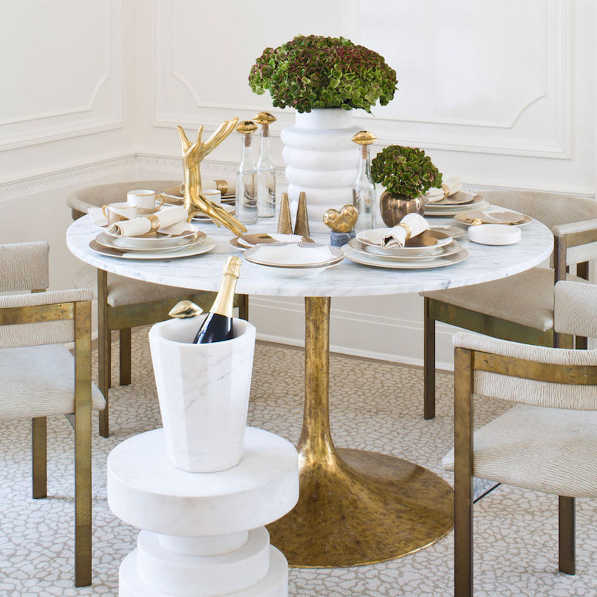 marble living room table sets for small space top 25 of amazing modern dining decorating ideas to inspire you you4
