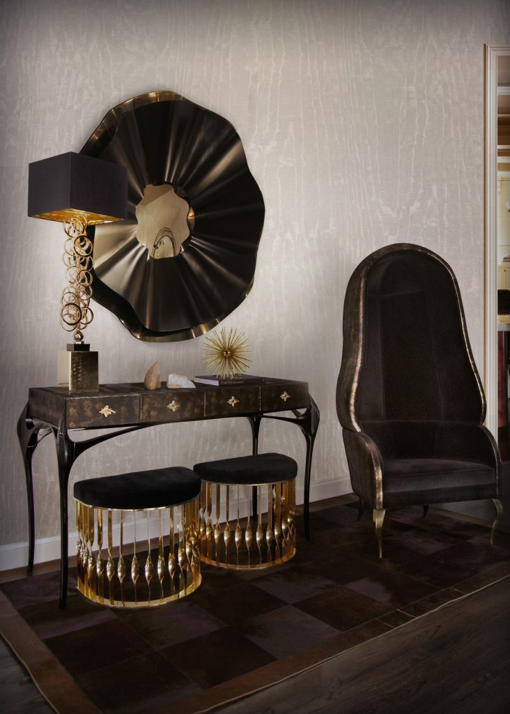The Best Black And Gold Furniture For Your Home D 233 Cor